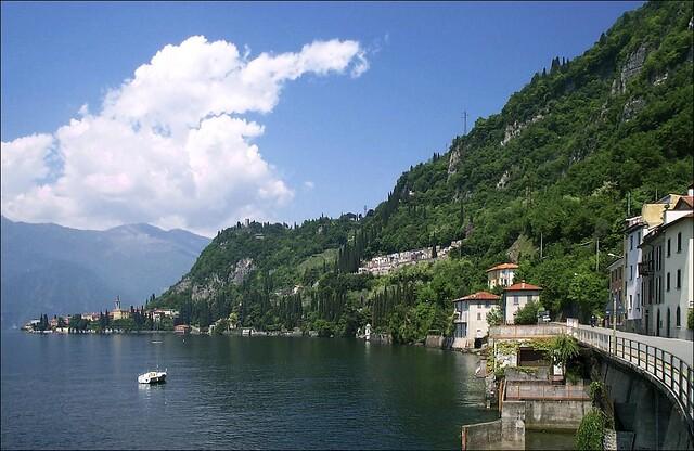 Verenna, Lake Como, Italy