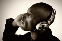 DJ Zack (Ali Brohi) Tags: portrait music black male 20d face canon studio friend pretty dj african headshot philips headphones zack speedotron nigerian diskjockey seedingchaos moazzambrohicom httpwwwmoazzambrohicom wwwmoazzambrohicom