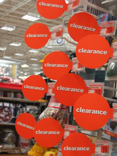 Shopping Clearance for Health and Beauty