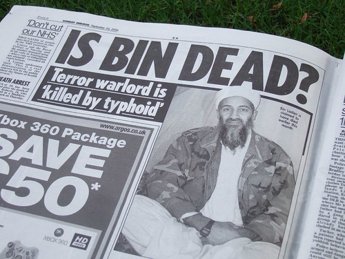 Is Bin Laden Dead?