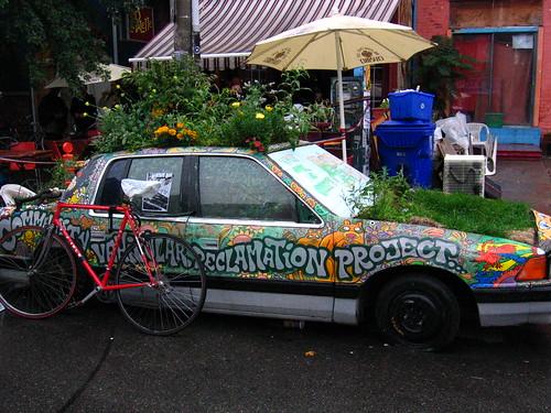 smog free car