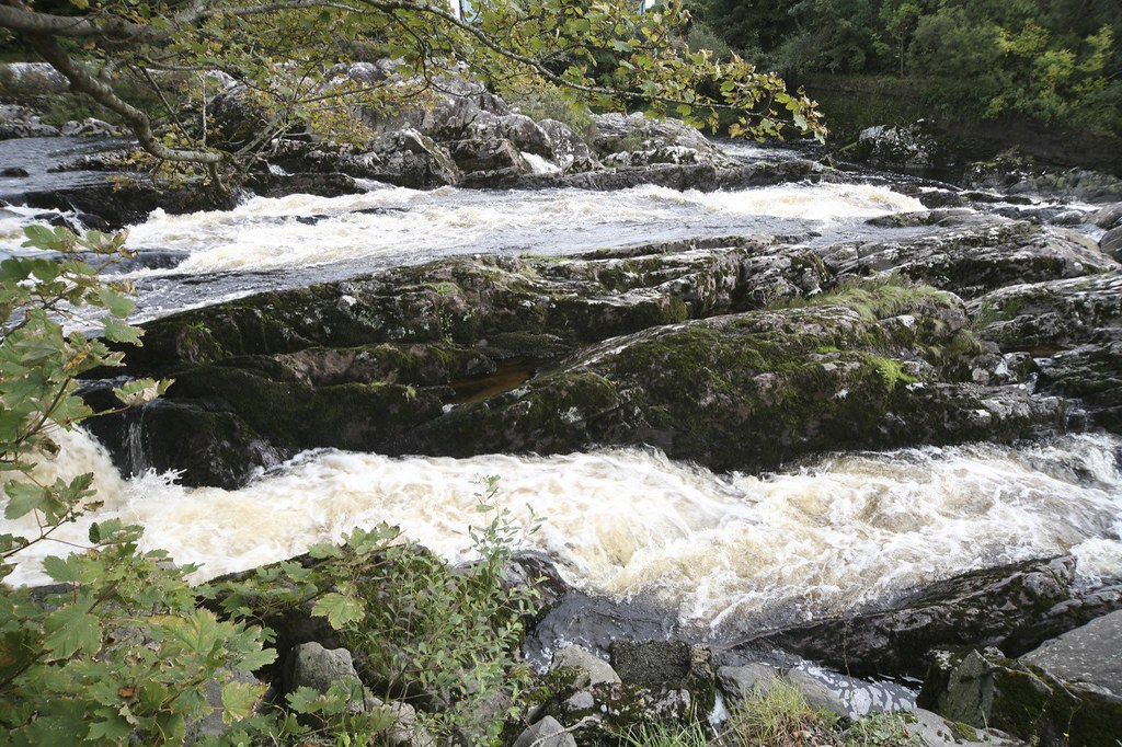 THE SNEEM RIVER - SNEEM, COUNTY KERRY