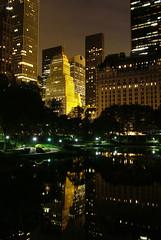 Mirror (Angela Loporchio) Tags: newyork centralpark notturno angelaloporchio