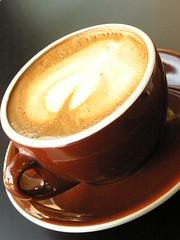 SEA 06 030 (libraryman) Tags: seattle west coffee cupcake soy latte royale veritas