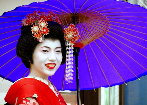 Faked Geisha