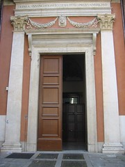 Cathedral (jpmm) Tags: 2005 italy architecture renaissance kerk pp vicenza itali palazzi andreapalladio manirisme