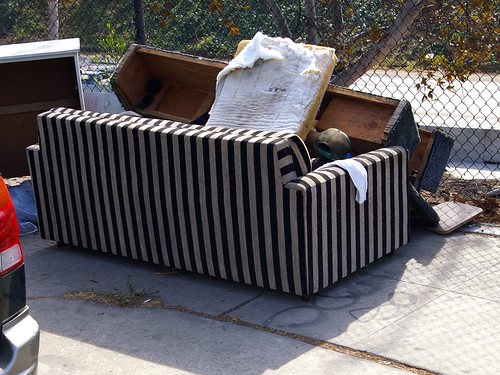 Sofa Free - occupied in Hollywood