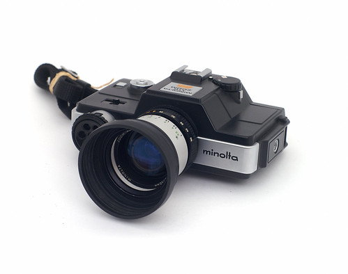 Minolta 110 Zoom SLR - Camera-wiki org - The free camera