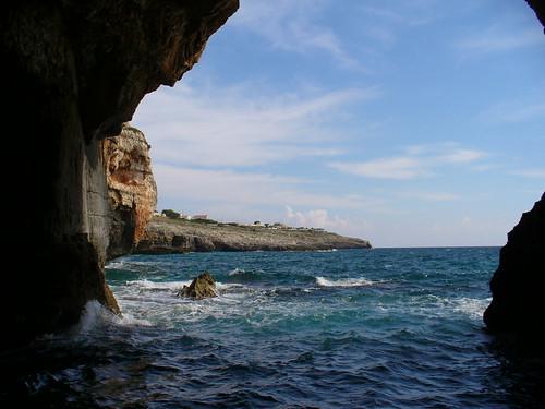 Grotta tre porte