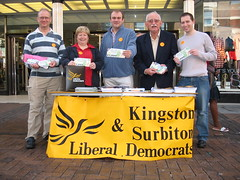 Kingston and Surbiton Liberal Democrats (greentaxswitch) Tags: