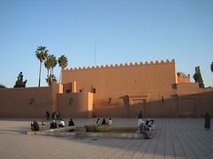 Koutoubia Mosque Marrakech (Jim Callender) Tags: mosque morocco marrakech koutoubia
