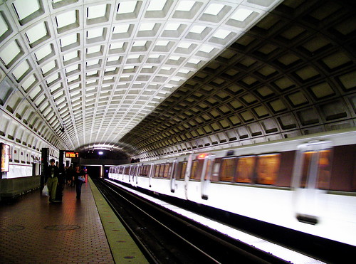 Dupont Circle Metro Station