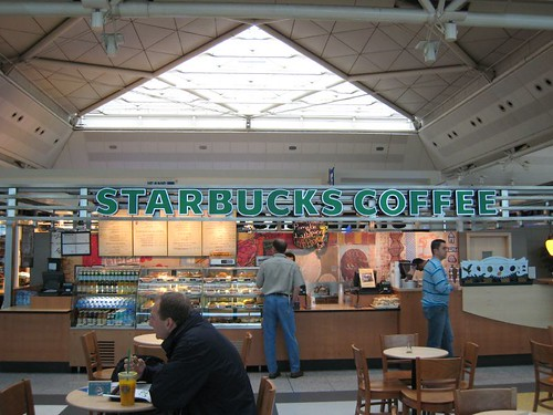 Starbucks - Istanbul Airport