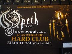 opeth_ticket (Gonalo Pereira) Tags: ticket opeth