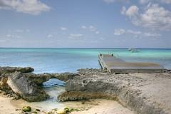 Cayman Pier (jason_minahan) Tags: jpg tone mapped