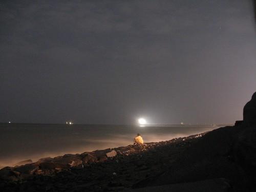 Night view of BoB