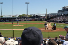 IMG_3284 (Joseph Brent) Tags: yankees spring training tampa florida steinbrenner field aaron judge
