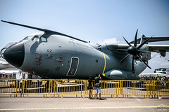 Royal Malaysian Air Force (RMAF) - Airbus A400M Atlas No. M54-02 @ Singapore (Miguel Cenon) Tags: rmaf royalmalaysianairforce rmafa400 airbus airbusa400 airbusa400m a400 a400m m5402 airplane airplanespotting apegroup appgroup airport ppsg planespotting nikon d3300 military militaryplane airbusmilitary singapore singaporeairshow2018 singaporeairshow sgairshow sgairshow2018 sky clouds plane cargo cargoplane turboprop