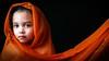 Orange Is The New Black (dekhog) Tags: child orange portrait