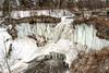 Minnehaha Falls 3/18/18 (jamin1317) Tags: waterfall frozenwaterfall minnehahafalls ice minneapolis mn canon 80d stream water scenic snow