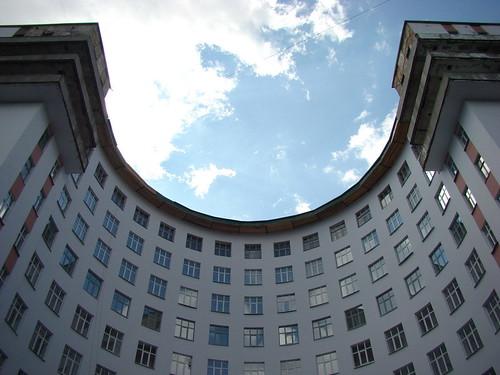 Гостиница «Исеть» ©  ayampolsky