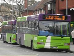 Ipswich Buses Dennis Super Pointer Dart 134 (SN53 AVG) 22 - 03 - 2018 (DartSpryte2018) Tags: ipswich buses dennis super pointer dart 134 sn53 avg