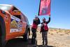 Rallye Aïcha des Gazelles 2018 : Première étape