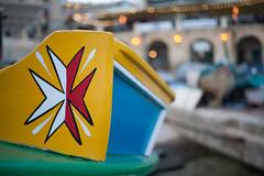 Malta (FilmFlamMan) Tags: maltesecross harbor fishingboat canonef40mm28