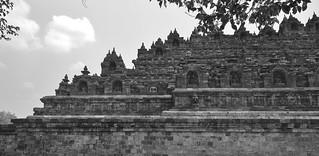 INDONESIEN,Java, Borobudur - buddhistische Tempelanlage, 17259/9781