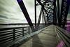 The Walking Bridge (Devon OpdenDries) Tags: fredericton newbrunswick maritimes eastcoast longexposure weldersglass filter neutraldensity blurredmotion canon5dmkii