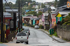 Houses in Castro (rsoledadvf) Tags: canon houses chiloe chile streetphotography southamerica
