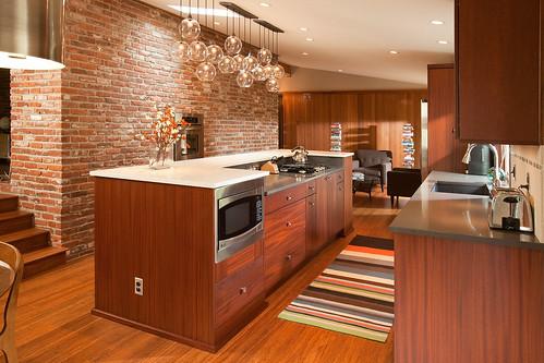 Eugene Mid Century Kitchen 001