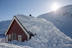 Cabin trip (MargitHylland) Tags: hytte sel snø snøw winter vinter norge voss hordaland skiing cabin life living easter march mars marz norwegen