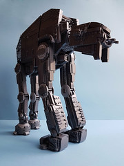 Lego Star Wars UCS First Order AT-M6 (kozikyo86) Tags: lego star wars first order atm6 last jedi force awakens atat atst walker mod moc 75189 gorilla gwiezdne wojny