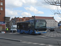 Iveco Crossway (Busreims51) Tags: agora s crossway dkbus