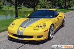 Quarterfront_MYGS (JPARKGYW) Tags: corvette c6 grandsport gs forgestar brilliant metallic spacer
