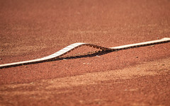 Baseline (Krbo_sb) Tags: tennis baseline clay court