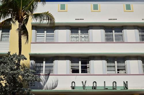 The Avalon, Miami Beach