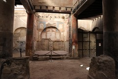 College of the Augustales 9 (Henk Bekker) Tags: campania excavations herculaneum italy naples
