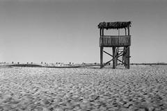 Rustic Tower (GOJR.) Tags: leicam3 summicron50f2dr sanjosedelcabo analog film kodaktmax100 travel mexico monochrome blackwhite yellowk2 kodakhc110developer