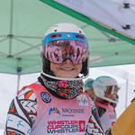 U14 Girls, Slalom. MIkayla Smyth. 3rd Place. New Zealand PHOTO CREDIT: Matthew Sylvestre/Coastphoto.com