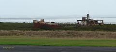 Shipwreck at Tooradin Airport (margaretpaul) Tags: tooradin airport tooradinairport shipwreck ship