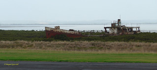 Shipwreck at Tooradin Airport