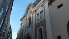 Salzburg, Franziskanerkirche [28.08.2014] (b16aug) Tags: altstadt austria aut geo:lat=4779803888 geo:lon=1304337500 geotagged salzburg