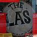 bass drum - THE LA'S