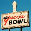 Yucca Valley, CA (Casey Lombardo) Tags: yuccavalley yuccavalleyca desert california signage sign oldsigns vintagesign midcentury bowlingalley bowlingalleys bowling yuccabowl highdesert retrosigns nikkormat nikkormatftn nikon film filmphotography kodakfilm kodakektar100 ektar
