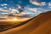 Sunrise in the desert 1 (Esther Kluth) Tags: 2018 marokko wüste