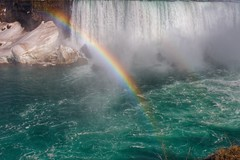 Niagara Falls Rainbow (xx397) Tags: niagara falls water lake rainbow colorful colourful ontario canada trip waterfall waterfalls nature