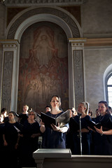 La Cappella (Anders Österberg) Tags: women choir female kör körmusik soloist solist sångsolist singer sångare church music musician musiker kyrka kyrkomusik