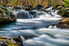 Go With The Flow (Jeff Rowton) Tags: waterfall cascade water spring boulders flow river gsmnp appalachia tennessee nature nationalpark pristine